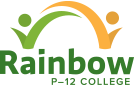 Rainbow P-12 College Logo